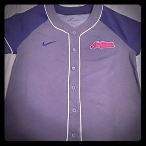 Women's Nike Cleveland Indians Jersey